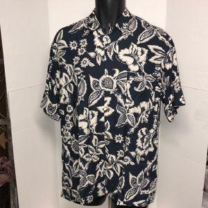 Polo Ralph Lauren Jeans co Hawaiian Shirt spell